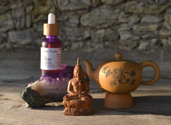 flower essences and spiritual practice